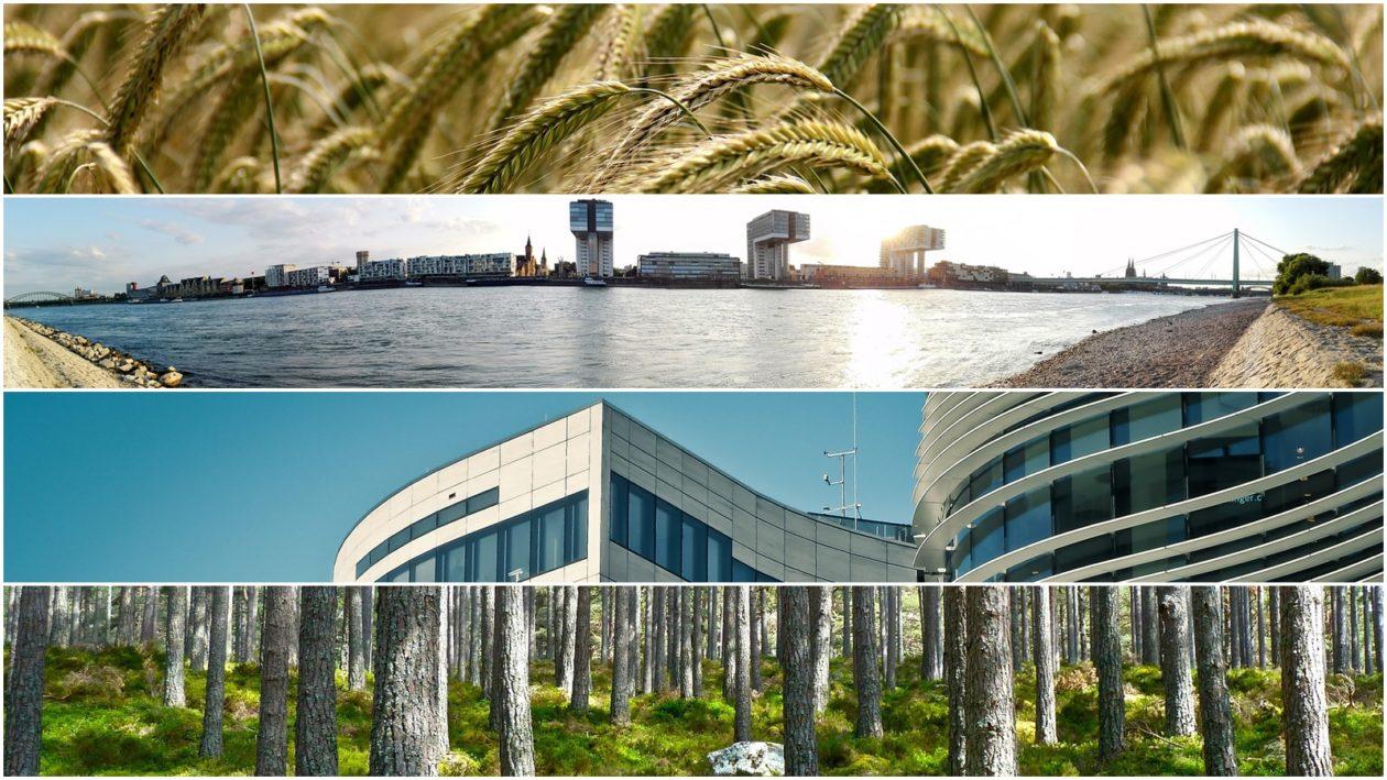 Flächennutzung in Nordrhein-Westfalen